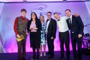Keycom ISPA award