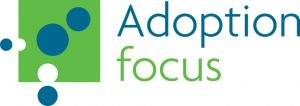 The new Adoption Focus logo