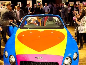 Pop Art: The Sir Peter Blake Bentley